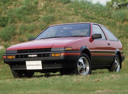 Toyota Sprinter Trueno Gt Apex
