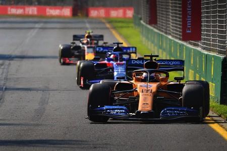 """Red Bull reafirma a su nuevo piloto de Fórmula 1 pese a su mal debut: """"Gasly tiene más potencial que Carlos Sainz"""""""
