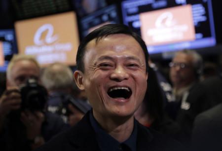 Jack Ma Tmall