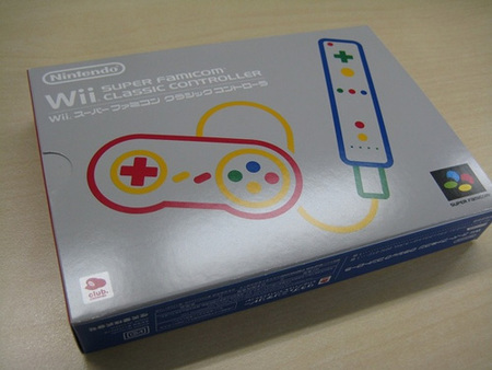 Atención Nostálgicos: el controlador de Wii que parece de SuperNintendo