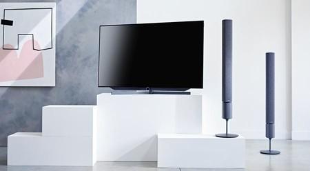 Loewe Klang 5, unos altavoces inalámbricos de diseño para complementar las smart TV de la marca
