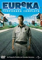 Primera temporada de Eureka en DVD