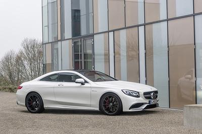 Mercedes-Benz S63 AMG Coupe - el nuevo CL en versión deportiva