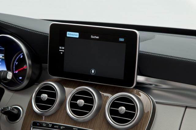 Foto de CarPlay Mercedes Benz Clase C (20/26)