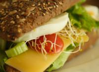 Sándwiches: comida rápida que puede ser saludable