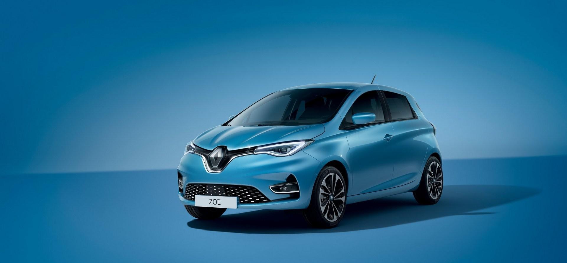 Foto de Renault Zoe 2020 (13/23)