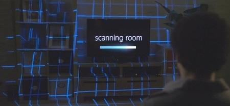 IllumiRoom, el juego inunda tu salón sirviéndose de Kinect
