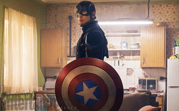 Foto de 'Capitán América: Civil War', nuevas imágenes oficiales (6/8)
