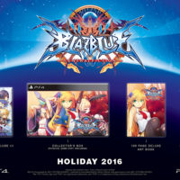 La edición especial de BlazBlue: Central Fiction encantará a los fans de Noel Vermillion
