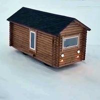 ¡Toma camperización! El ruso Vlad ha convertido una vieja furgoneta UAZ en una sauna móvil