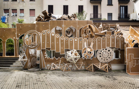 Pop Up Building Milan Marselleria 8