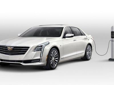El Cadillac CT6 sustituye al ELR como la apuesta eléctrica del fabricante