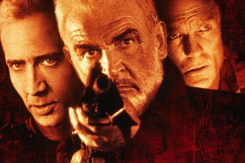 25 años de 'La Roca': la mejor película de Michael Bay con la que dinamitó el cine de acción de los 90 y convirtió a Nicolas Cage en una estrella
