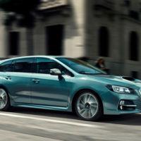 Ha tocado esperar, pero el Subaru Levorg llegará a España en noviembre