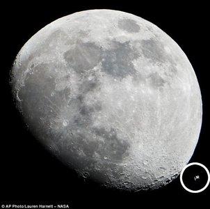 Fotografíando con una Nikon D3S desde el Espacio Exterior