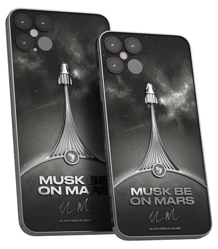 Iphone 12 Pro Musk Be On Mars 9
