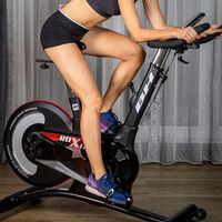 Comienza a pedalear en casa con esta bici de spinning Bh Rdx1.1 ahora a mitad de precio en Sprinter