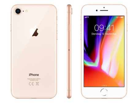 iPhone 8 Oro