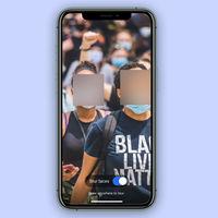 """Signal permite ahora desenfocar las caras automáticamente: según ellos """"2020 es un año bastante bueno para cubrirse la cara"""""""