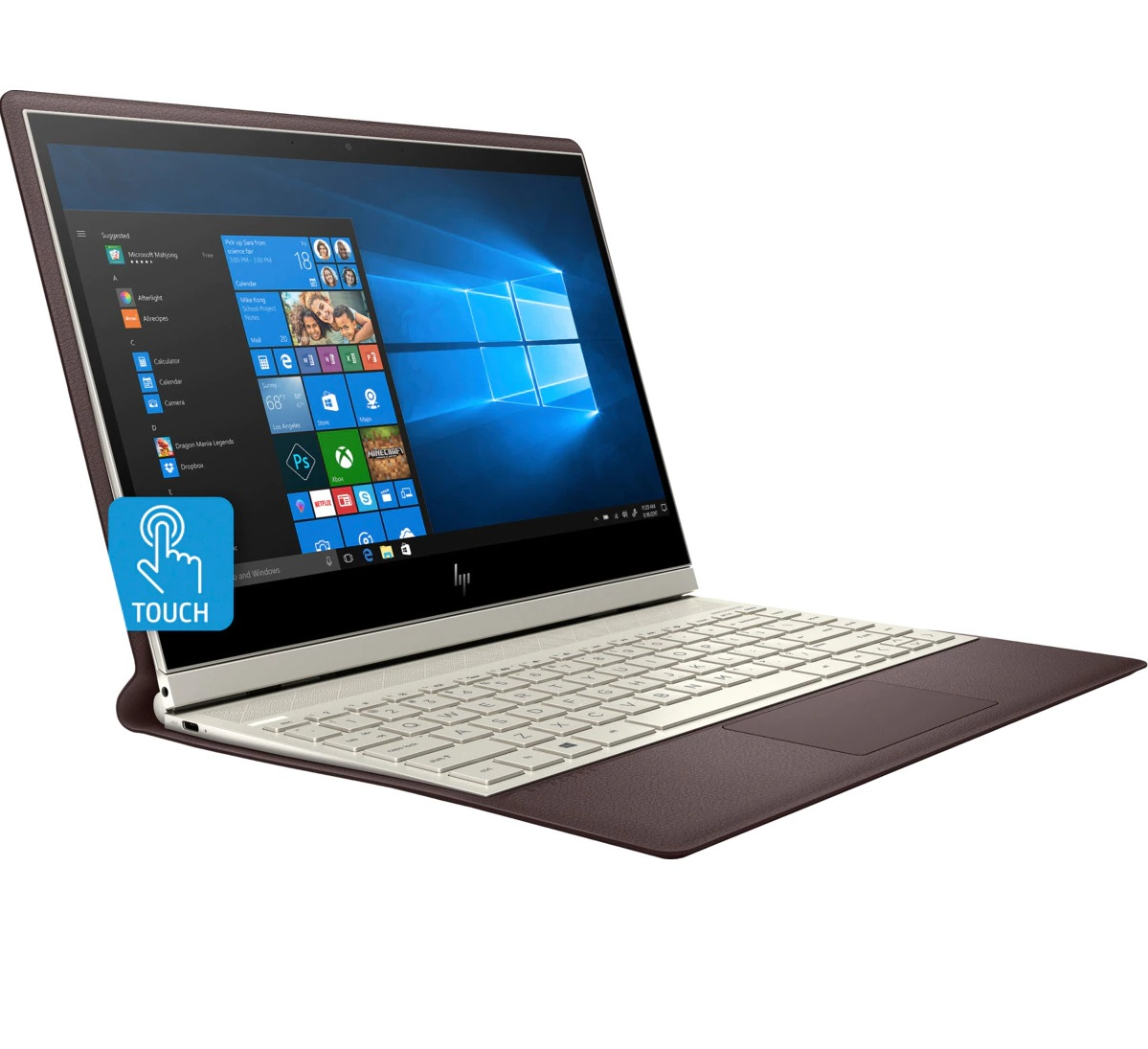 Convertible HP Spectre Folio 13-ak0001ns, i7, 16 GB, 512 GB SSD