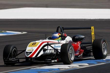 Roberto Merhi se impone en la primera carrera y Dani Juncadella en la segunda en Hockenheim