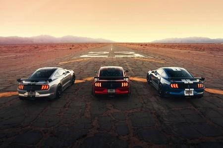 Ford Mustang Shelby 2020 Precio En Mexico 4