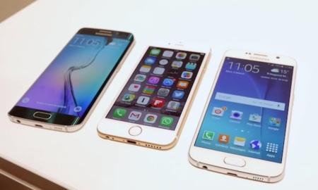 El iPhone sigue siendo el rey en rendimiento gráfico (pero por una cuestión de píxeles)