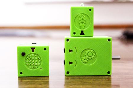 ATOMS, la tecnología al servicio de los juguetes constructivos