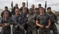 Lionsgate está advirtiendo a los usuarios que compartan Los Mercenarios 3