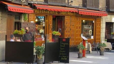 Botin: el restaurante más antiguo del mundo tuvo que reinventarse para sobrevivir a la pandemia