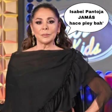 La gran cagada de 'Idol Kids': el vergonzoso playback de Isabel Pantoja que ha decepcionado a todos