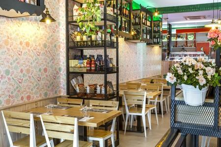 ¡Tu! Pasta, risto-shop pequeño pero muy coqueto en el centro de Madrid