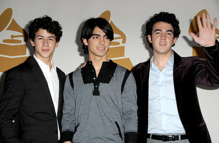 Los Jonas Brothers nominados a los Grammy