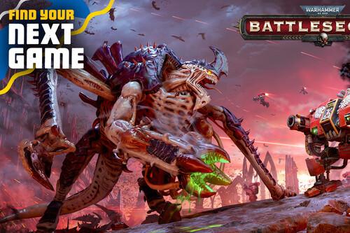 Análisis Warhammer 40.000: Battlesector, el tactics en el que puedes reventar bichos gigantes a puñetazos
