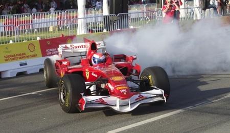 Antena 3 se hace con los derechos de la Fórmula 1