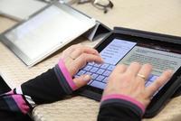 El tablet sí es para los mayores