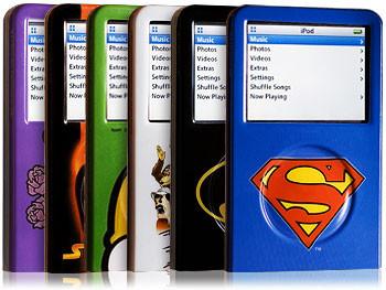 Funda Superman para el iPod