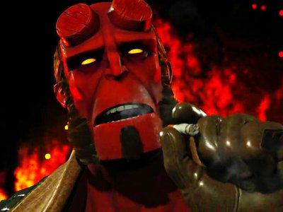 Hellboy, Black Manta y Raiden de Mortal Kombat serán los próximos luchadores de Injustice 2 [GC 2017]