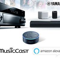 Yamaha añadirá soporte para el control vocal de Alexa en sus equipos MusicCast