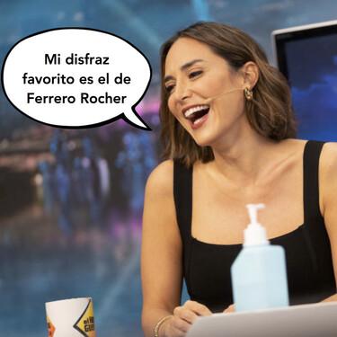 Tamara Falcó cuenta cómo es la fiesta de Halloween en 'Villa Meona' y propone al Papa Francisco inventar 'Holyween'