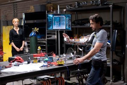 El look de 'Pepper'-Gwyneth Paltrow en Iron Man