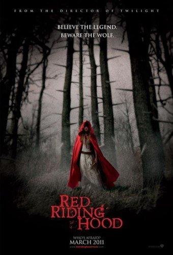 'Caperucita Roja', cartel y tráiler de la nueva versión, en la línea de 'Crepúsculo'