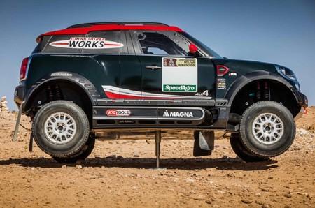 Mini Jcw Rally 4