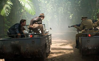 'Indiana Jones y el Reino de la Calavera de Cristal', efectivamente, no era la segunda venida de Cristo