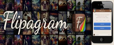 Flipagram, crea vídeos con tus fotos de Instagram y compártelos fácilmente