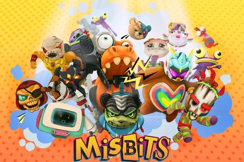 Hemos jugado a Misbits: acción multijugador con la versión canalla de Toy Story