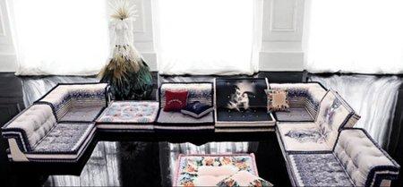 Colección de Jean Paul Gaultier para Roche Bobois
