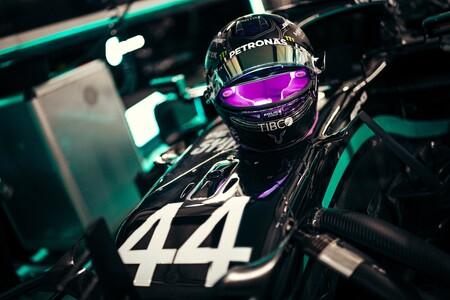 Hamilton Rusia F1 2020 4