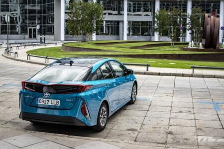 Toyota Prius Plug In 2021 Prueba 019