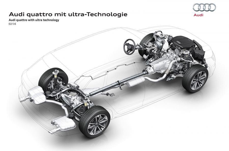 Foto de Audi Ultra Quattro (3/4)
